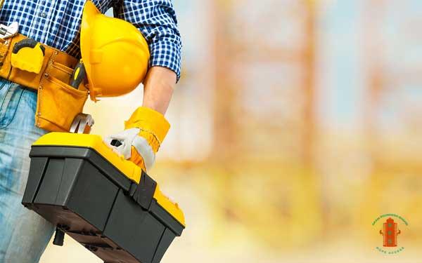 تعمیر و نگه داری نمای ساختمان